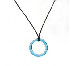 Circle Recycled Necklace