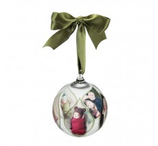 Memory Ornament - 5 photo color