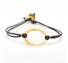 Circle Recycled Bracelet
