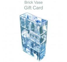 Brick Memory Vase Gift Card