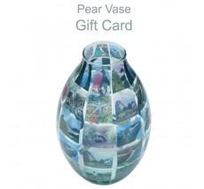 Pear Memory Vase Gift Card