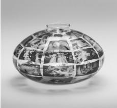 Persimmon Memory Vase